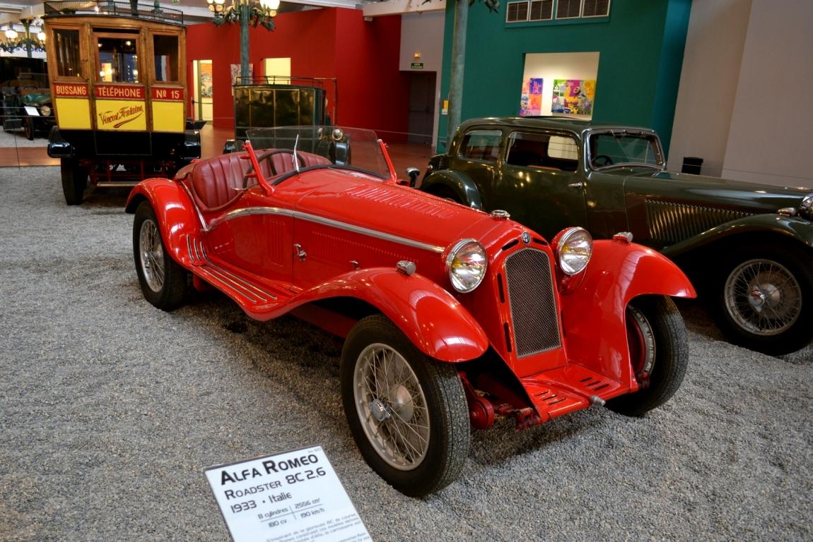 Музей автомобилей в Андорре