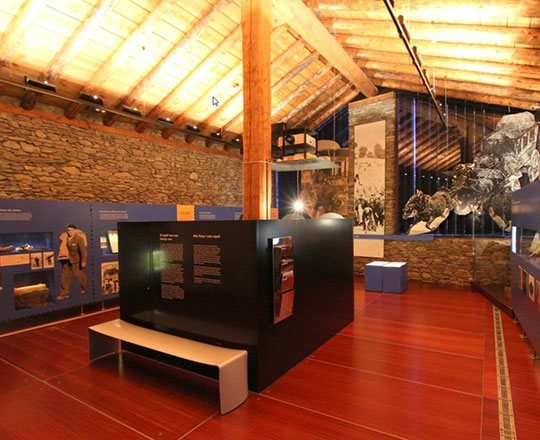 Музей почты, Андорра