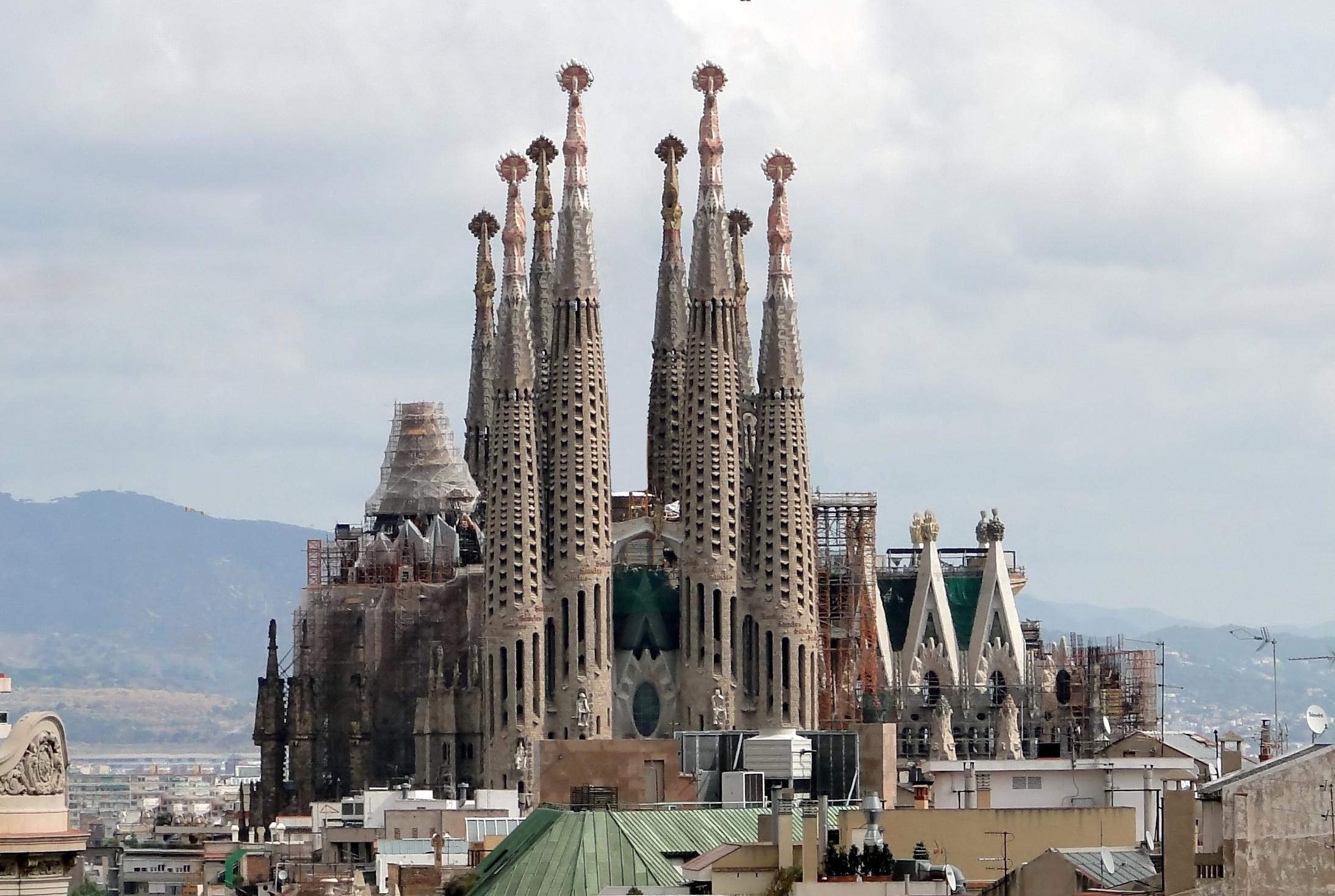 Собор Гауди, Барселона