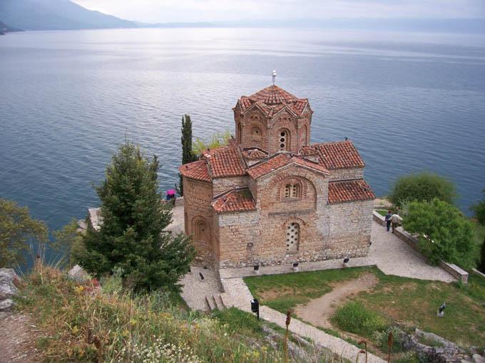 Охридское озеро, Македония