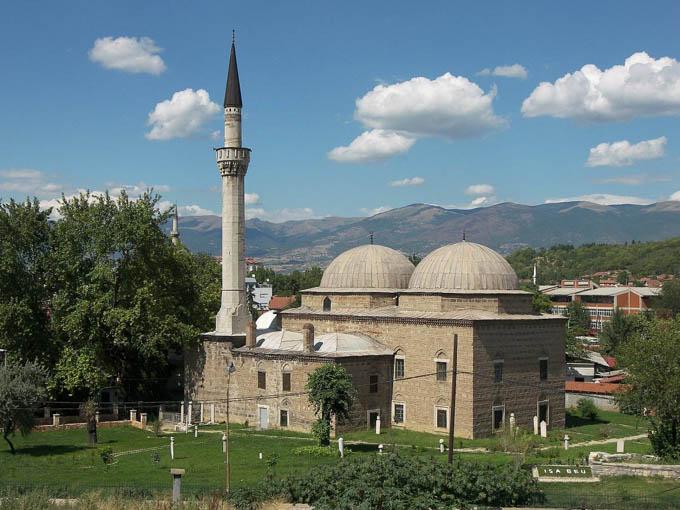 Скопье — Мечеть Мустафа Паша