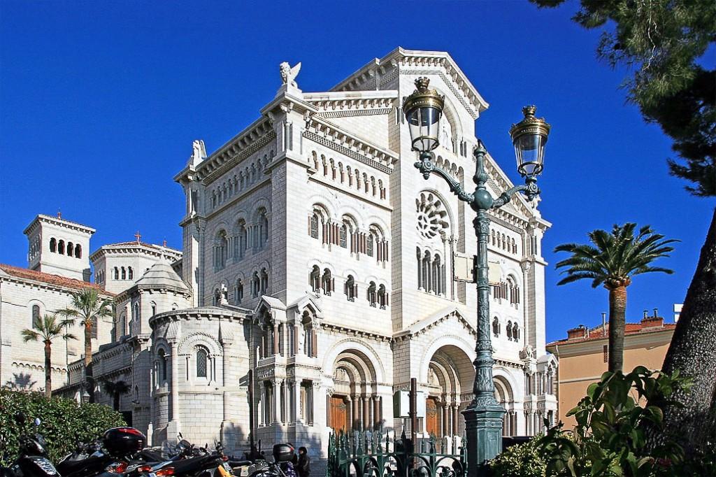 Монако, Кафедральный собор