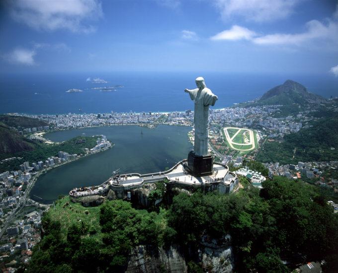 Рио-де-Жанейро, статуя Христа