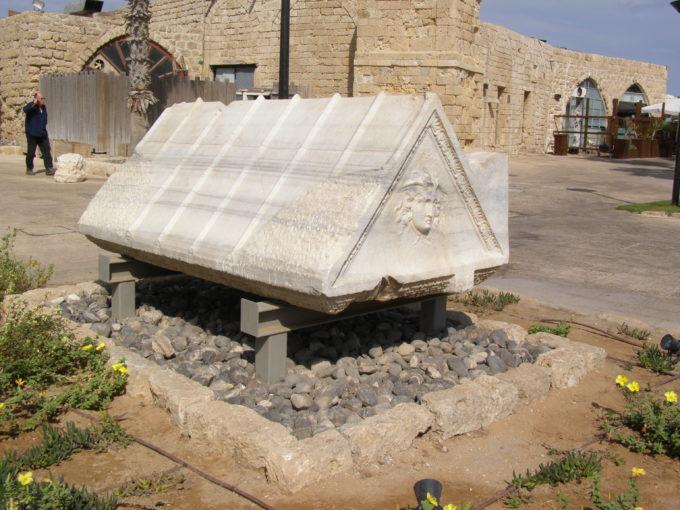 Израиль, Кейсария 2
