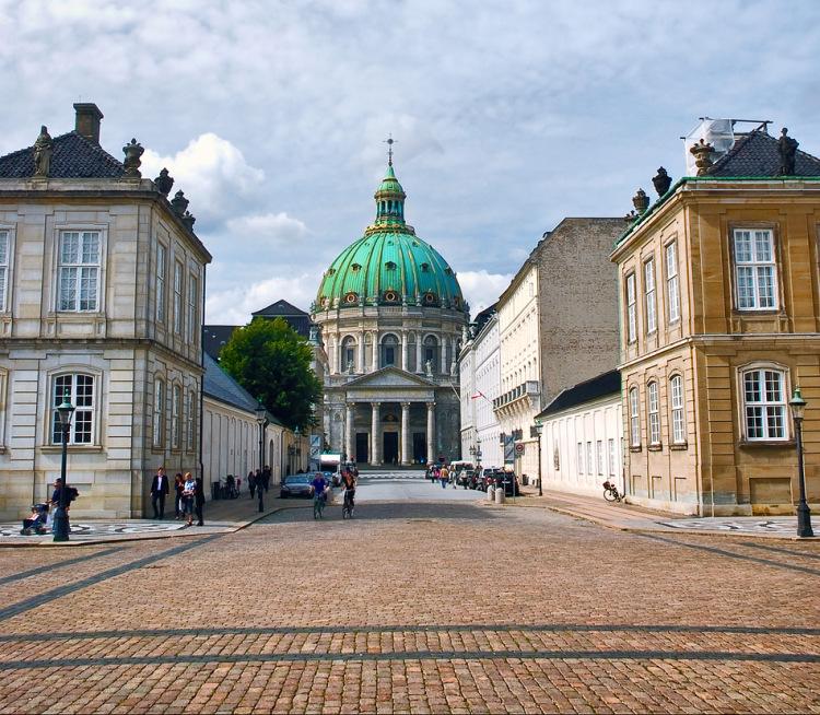 Мраморный собор, Копенгаген