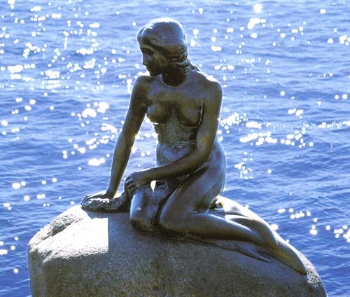 Русалка, Копенгаген