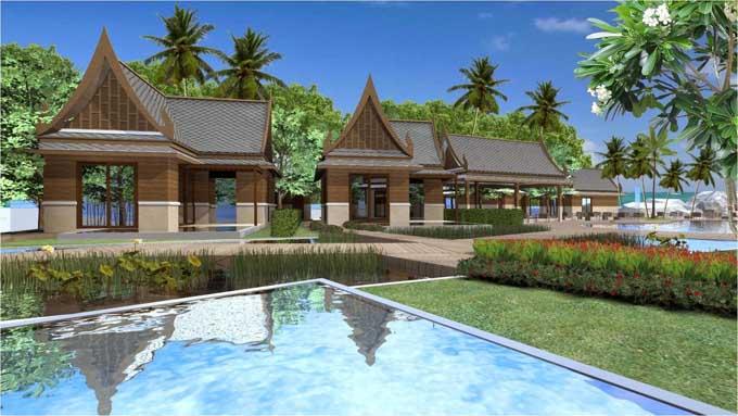 Пляж Бангкао