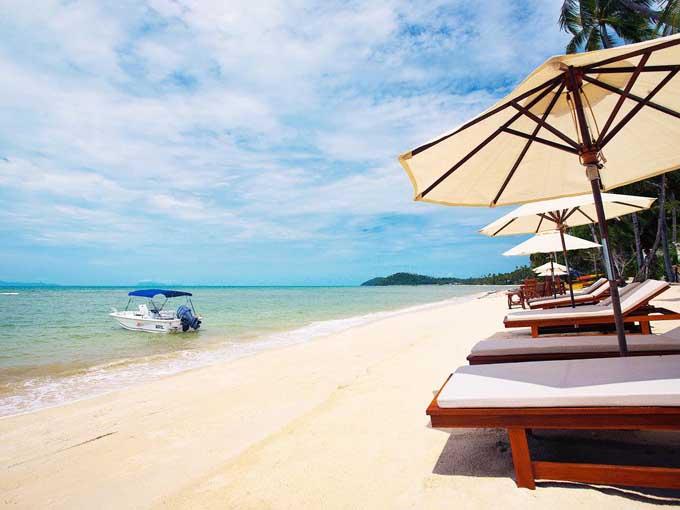 Пляж Талинг-Нгам