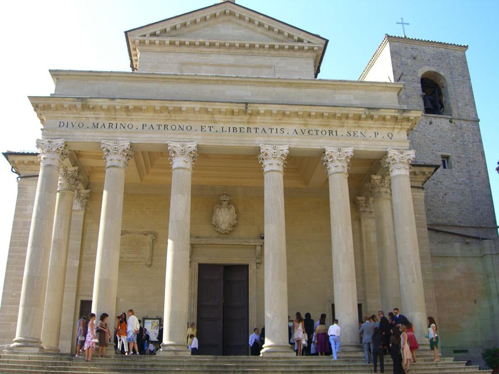 Базилика Санто-Пьеве, Сан-Марино
