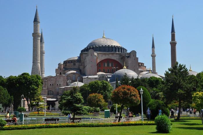 Айя София - Софийский собор, Стамбул