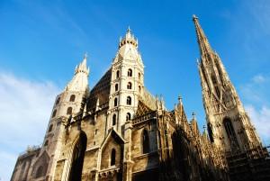 Собор Святого Стефана (Штефансдом) в Вене