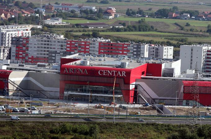 Arena Centar Zagreb