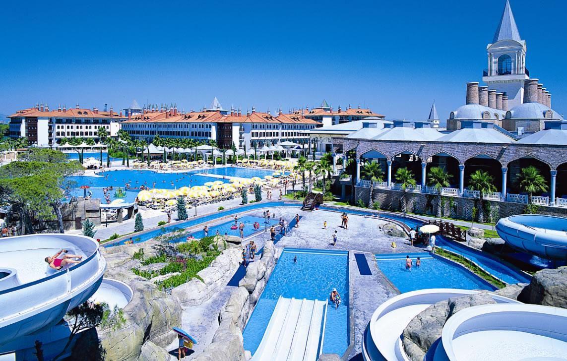 Турция, Анталия, курорт