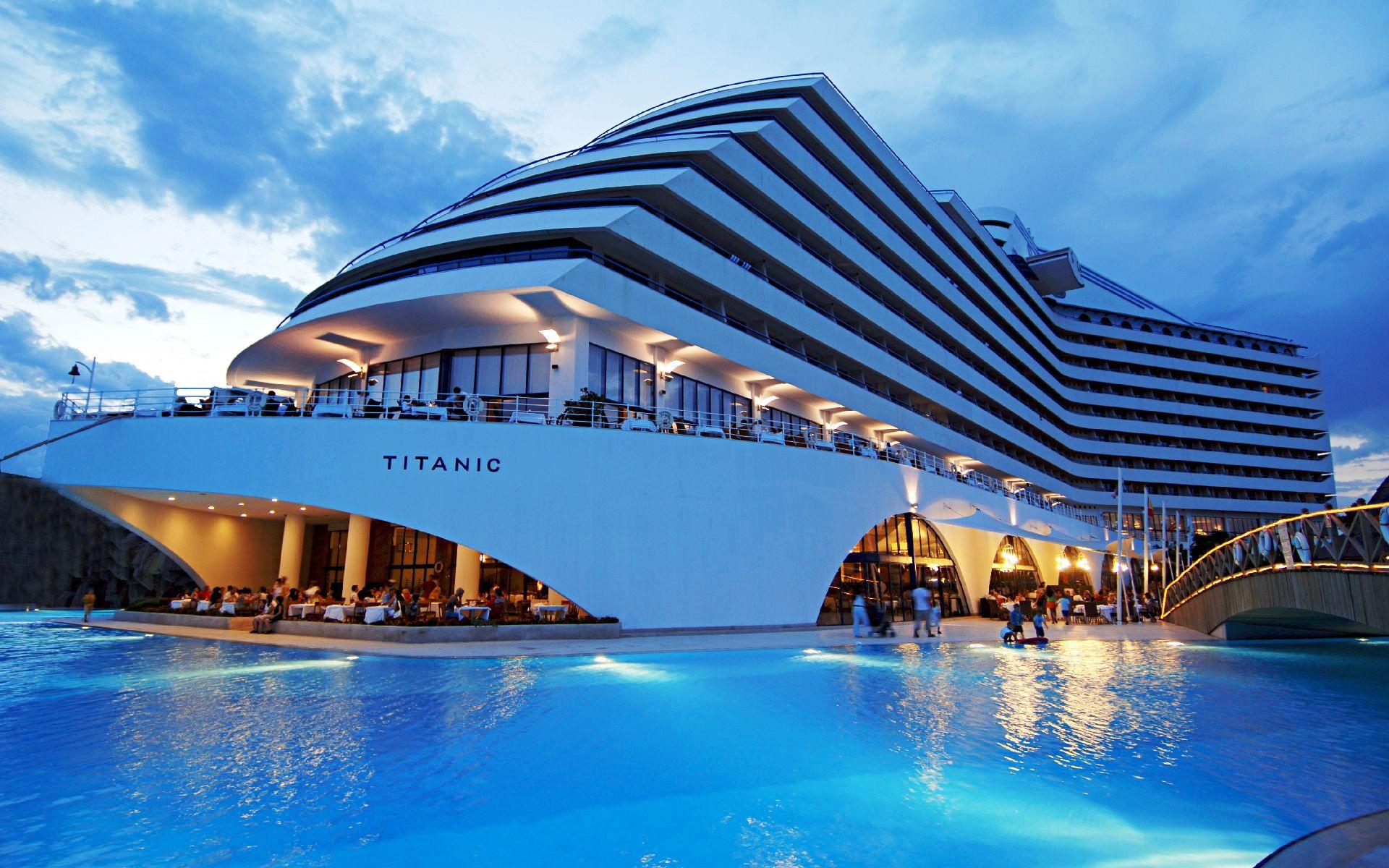 Турция, Анталия, отель Titanic Beach & Resort 5