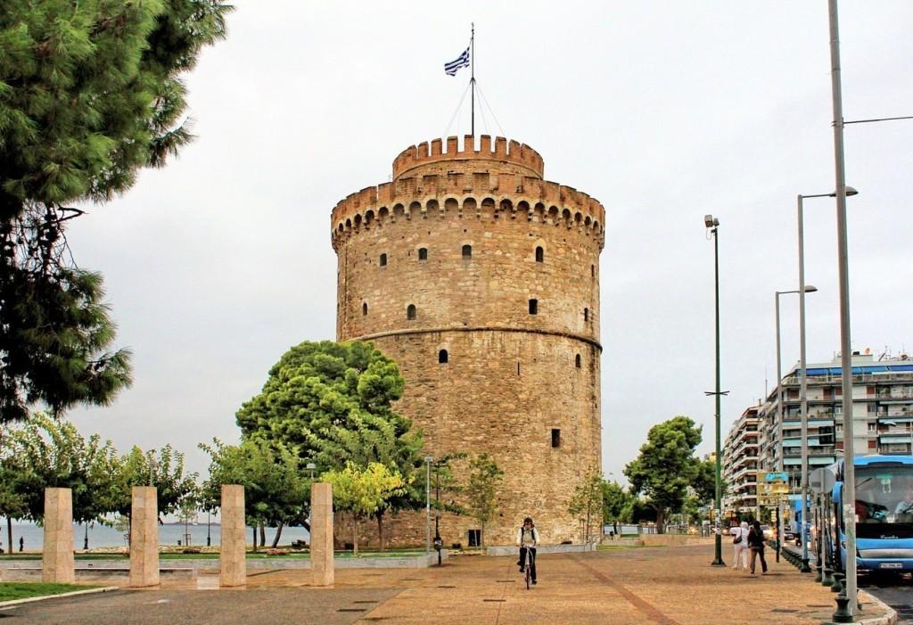 Белая Башня (Салоники)