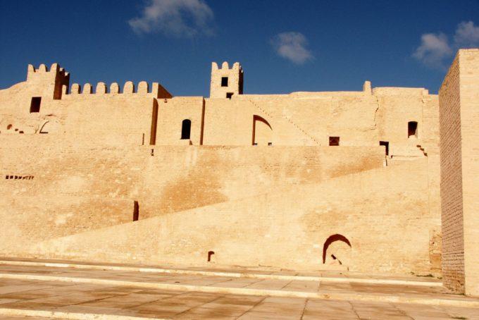 Крепость Рибат Хартемы