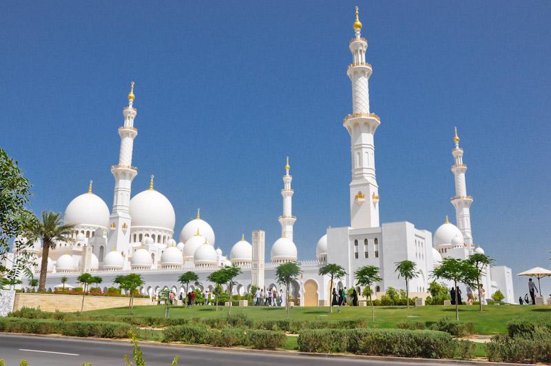 Отдых в Абу-Даби в марте