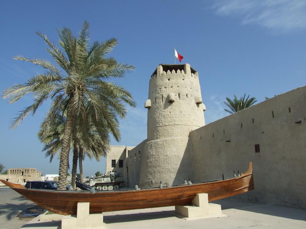 Отдых в Умм-аль-Кувейне в марте