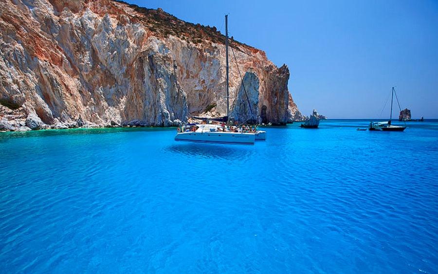 Средиземное море в Греции