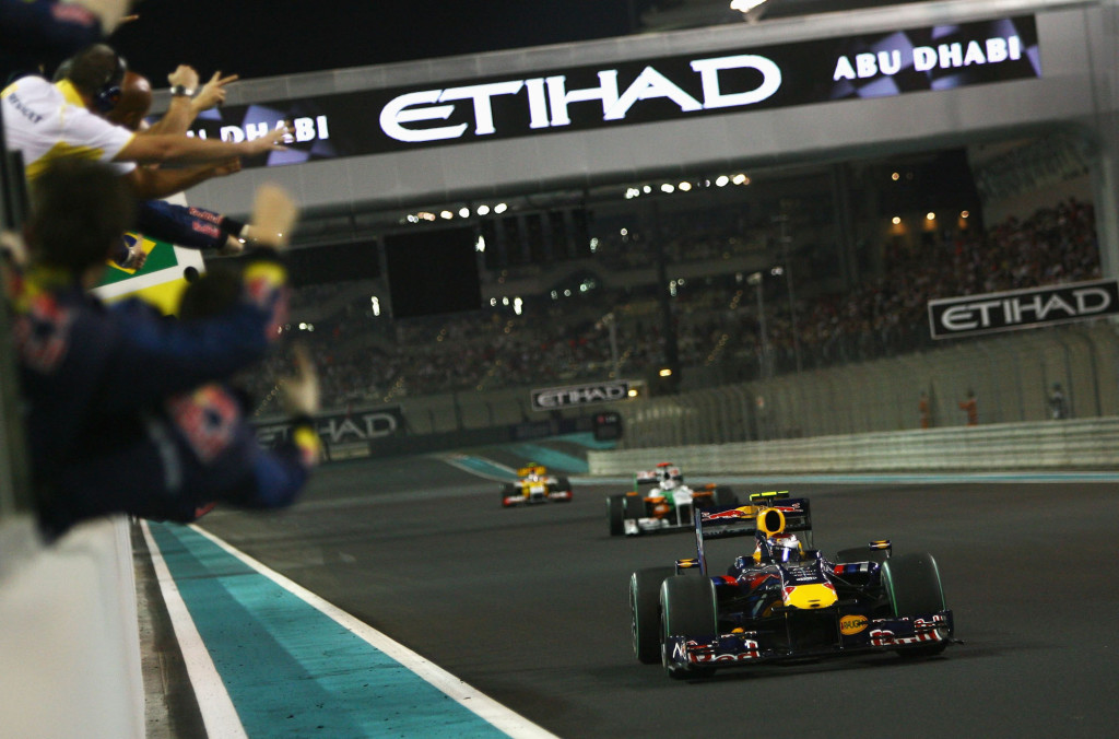 Формула 1 Дубай