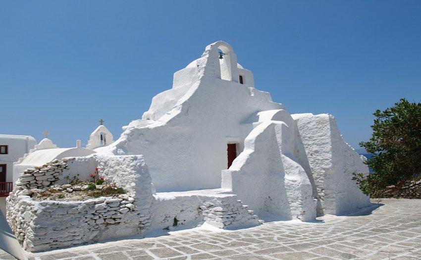 Церковь Панагии Парапортиани