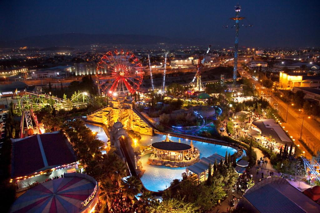 Парк развлечений Allou Fun Park
