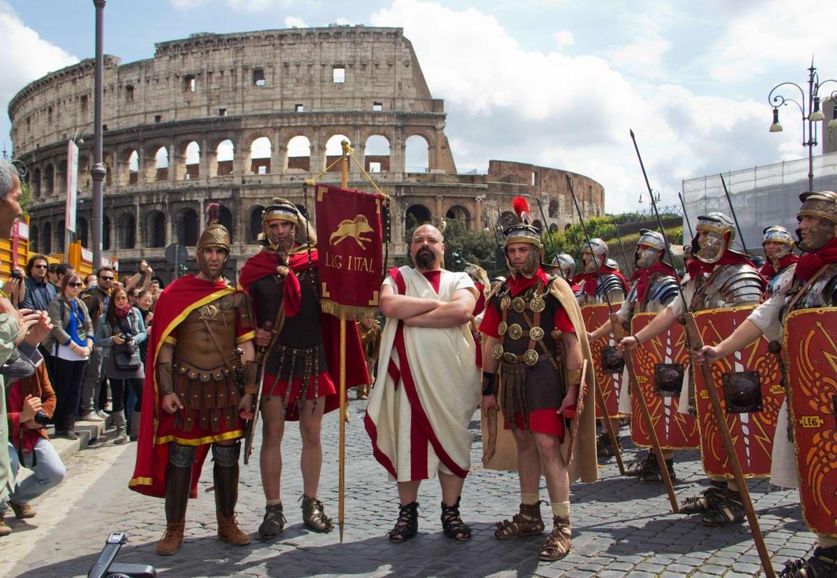 День Рождения Рима