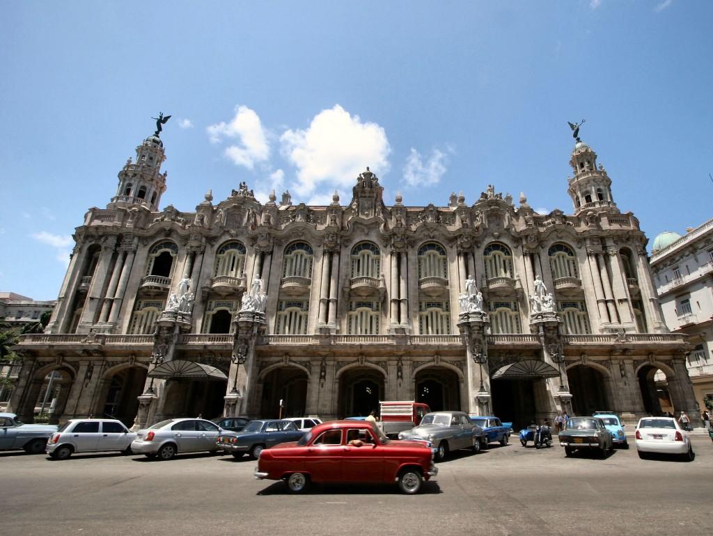 Большой театр в Гаване