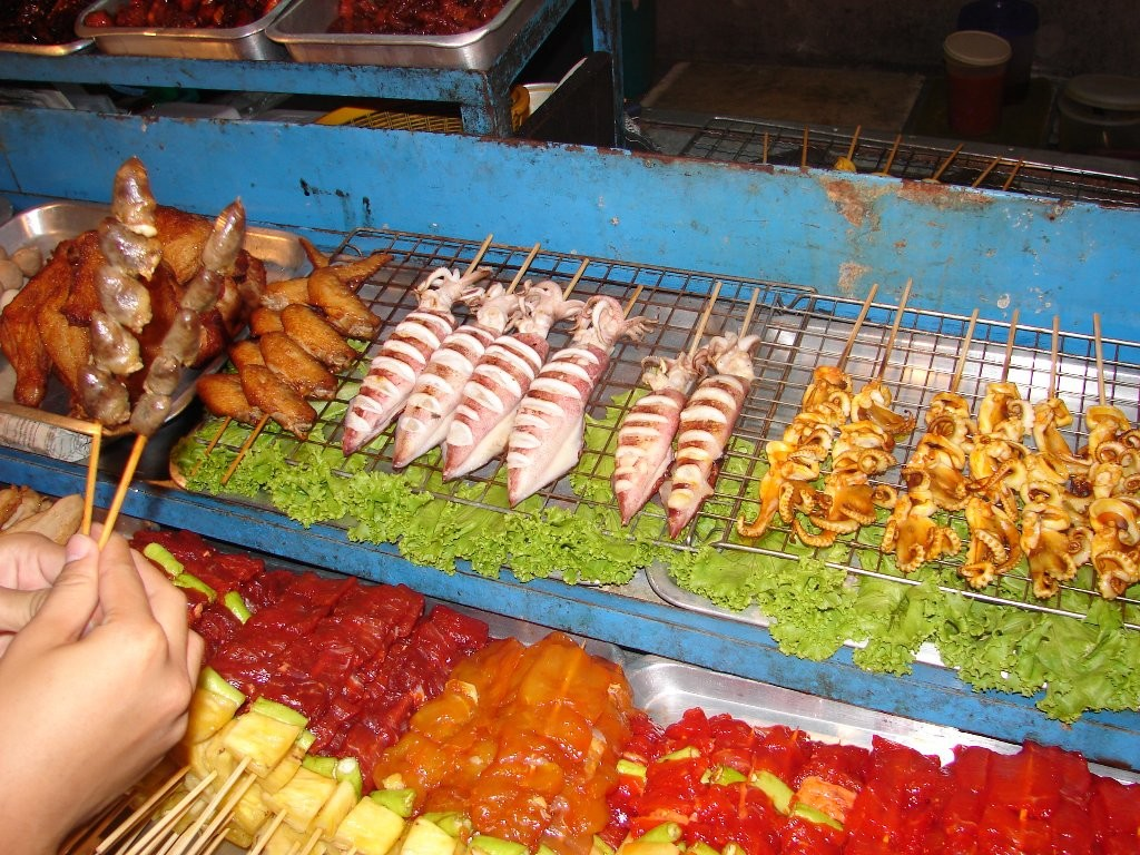 Кухня Паттайи