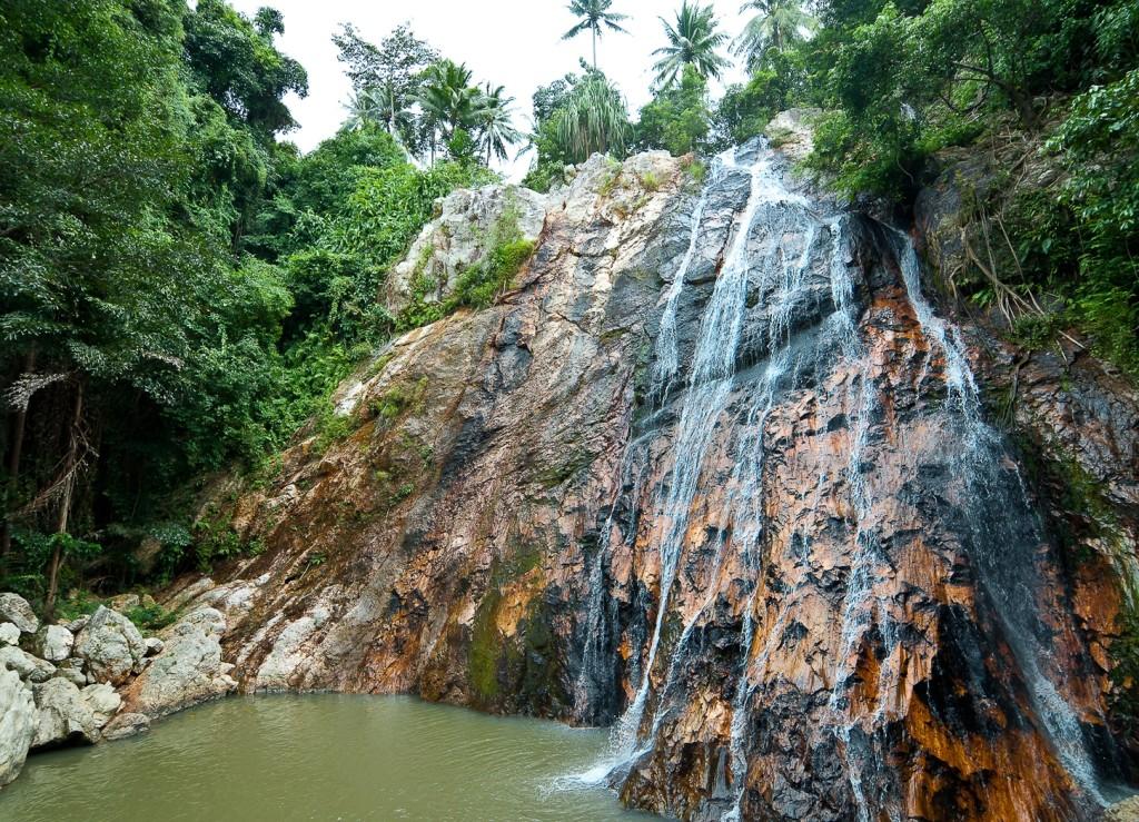 Водопад Намуанг