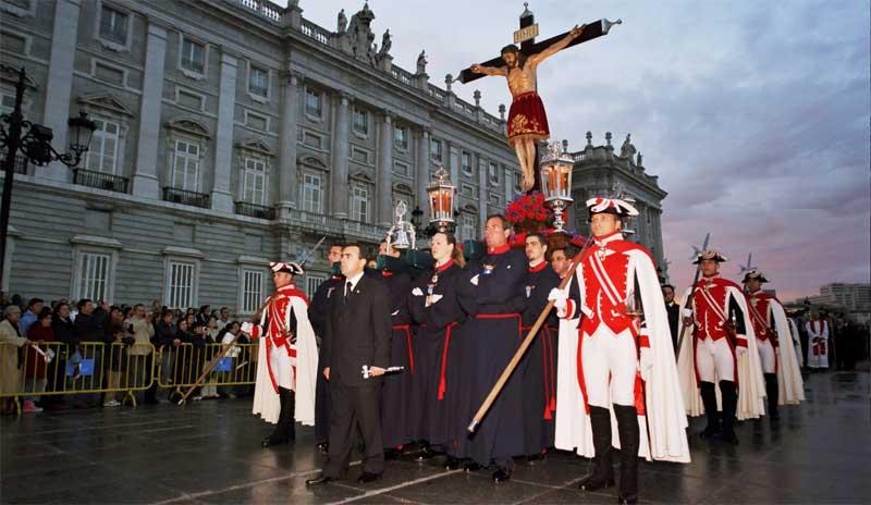 Пасхальные празднования в Барселоне