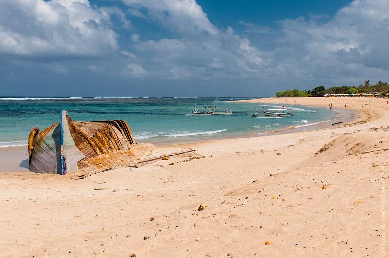 Пляж Нуса-Дуа, Бали