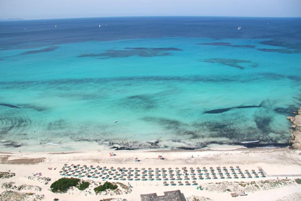 Пляж Es Trenc