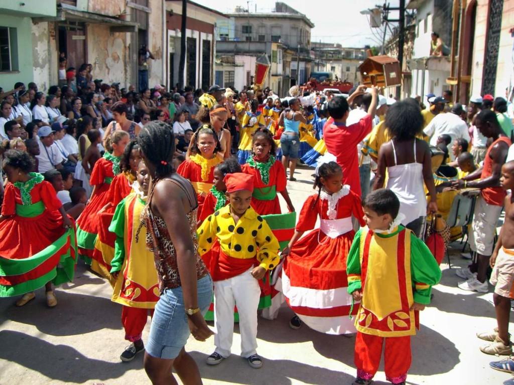 Фестиваль румбы, Куба