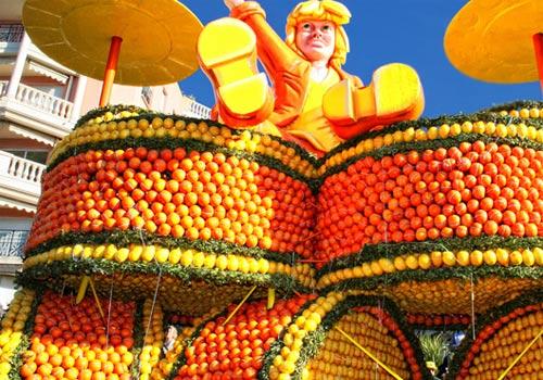 Фестиваль сбора грейпфрутов