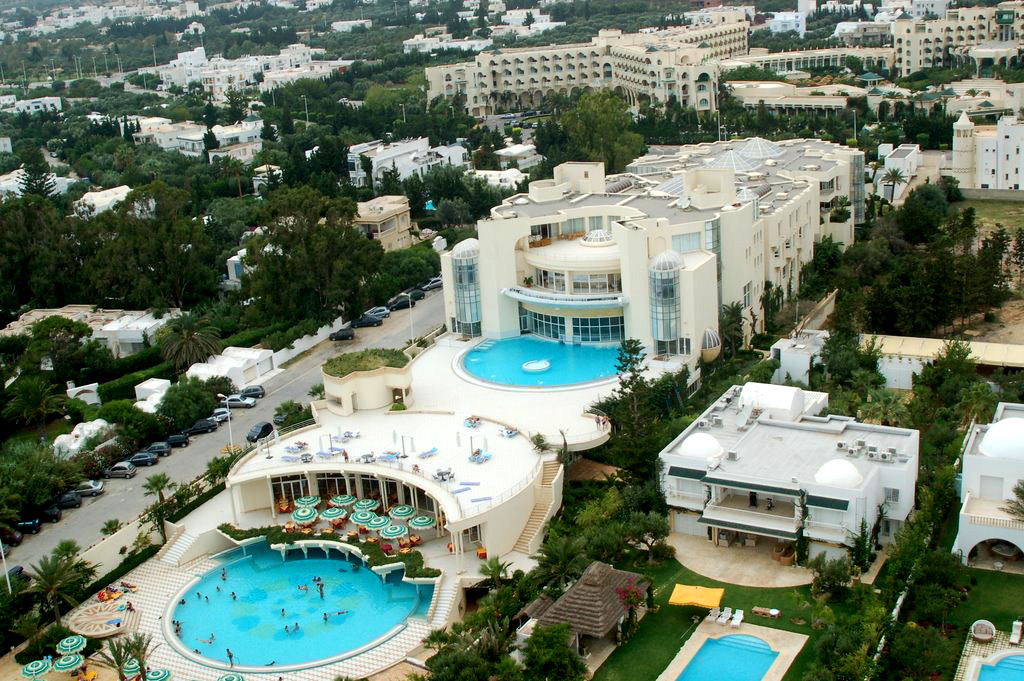 Nahrawess Thalasso Palace