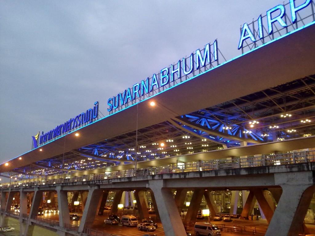 Аэропорт Суварнабхуми, Бангкок
