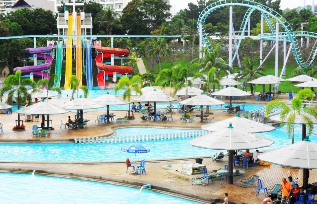 Отель Pattaya Park
