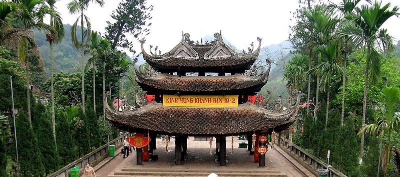 Ароматная пагода, Ханой