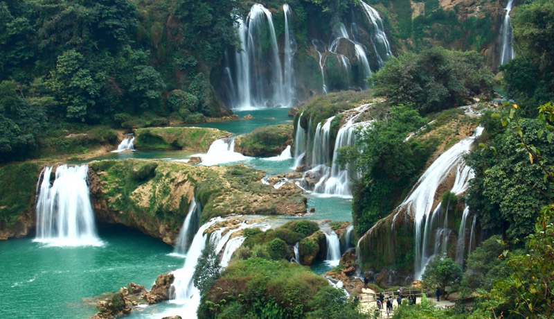 нячанг водопад Ба Хо