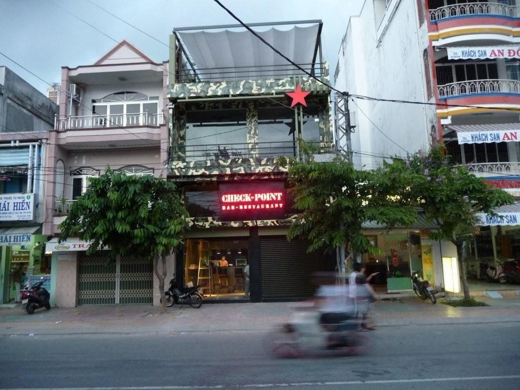 Ресторан Checkpoint, Нячанг