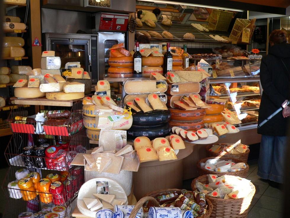 Фестиваль сыра в Италии