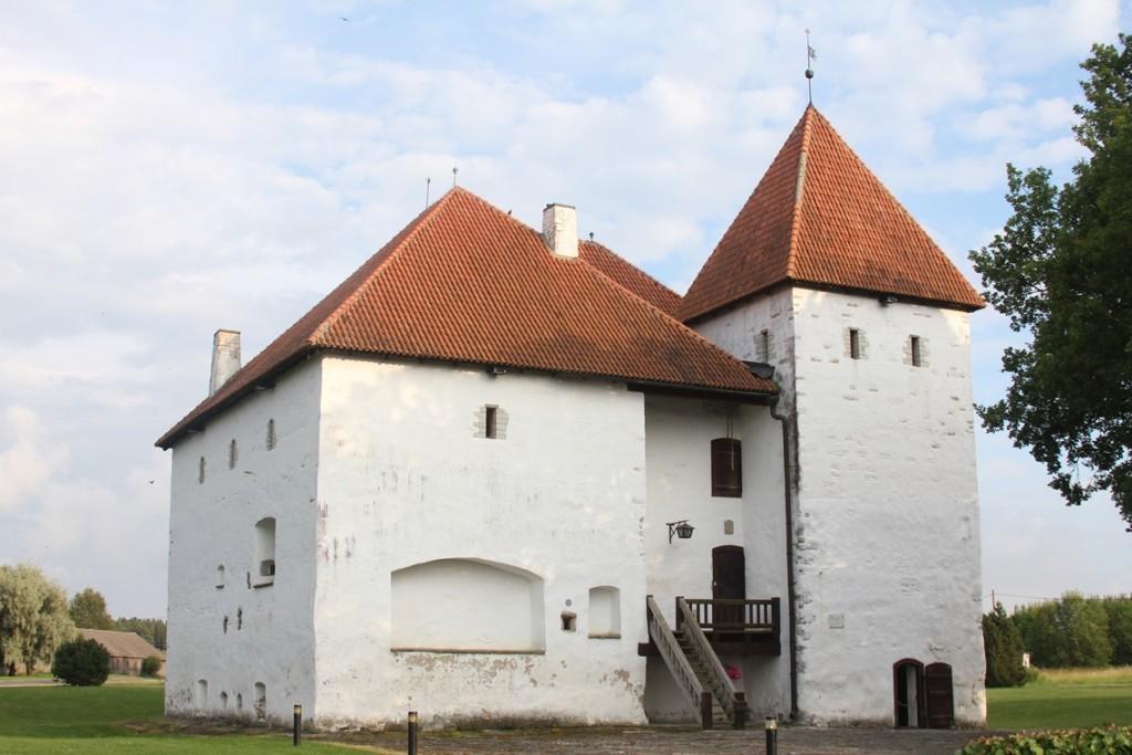 Замок Пуртсе