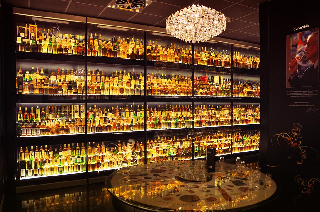 Музей шотландского виски