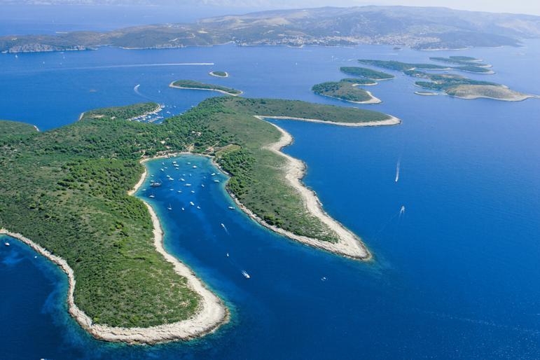 Острова Элафити