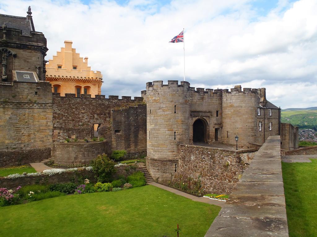 Замок Стирлинг