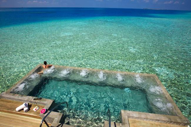 Отдых на Мальдивах в апреле