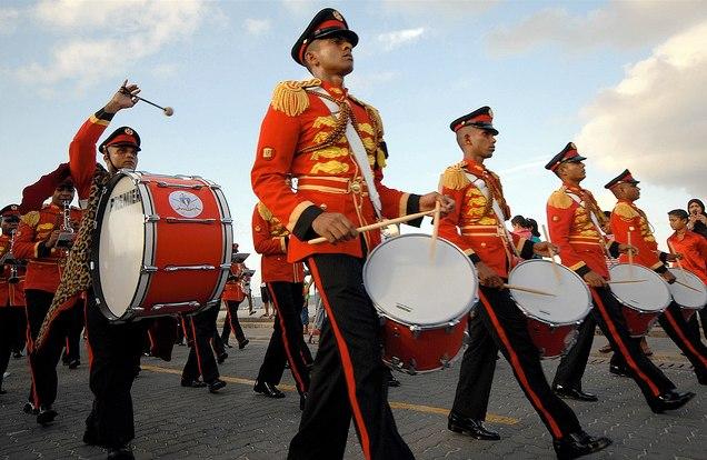 Празднование Дня Республики на Мальдивах