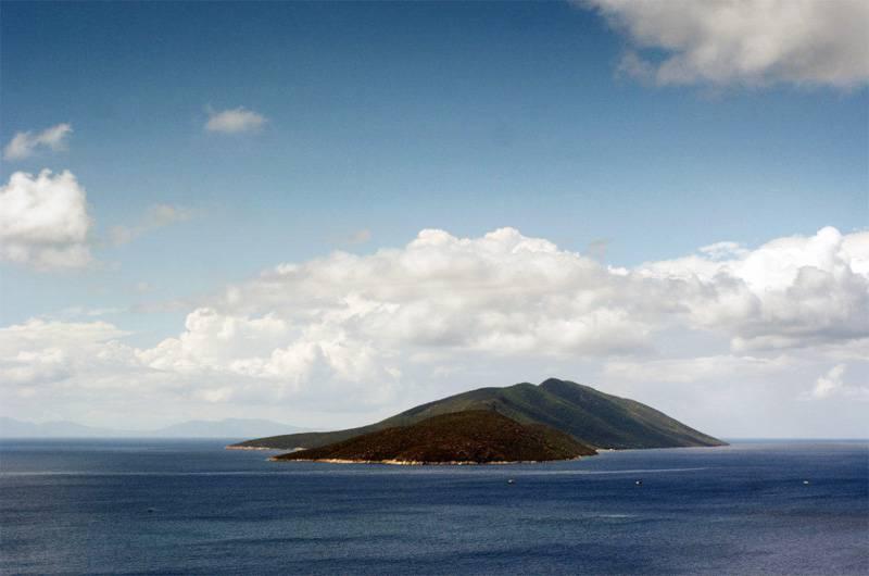 Черный остров Кара Ада