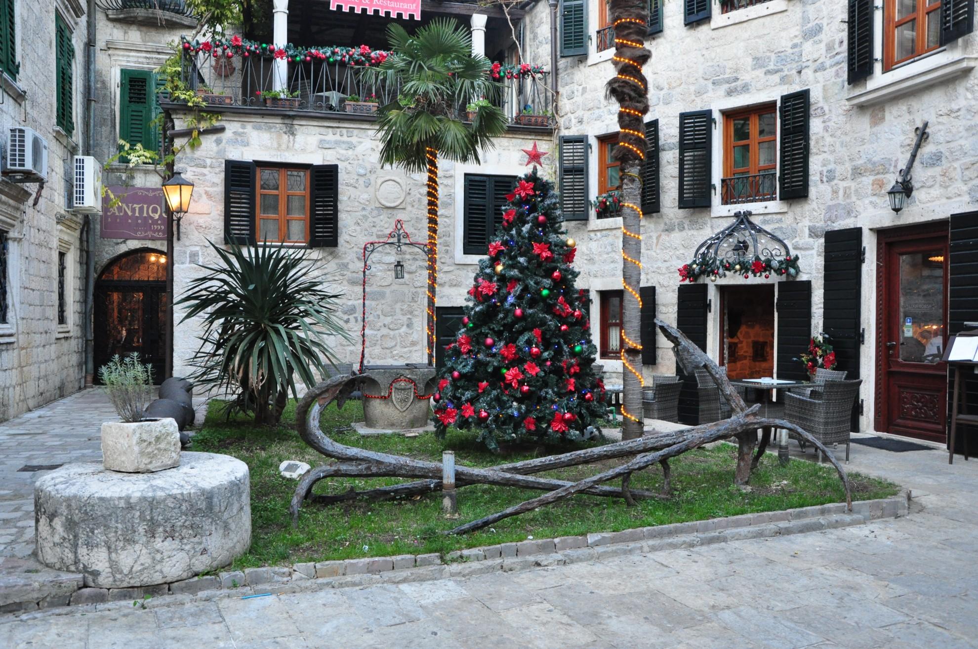 Черногория, Новый год